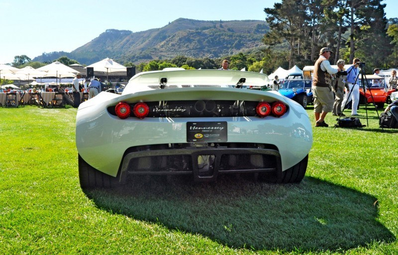 2015 Hennessey Venom GT - Worlds Fastest Edition in 69 All-New Photos From The Quail  8