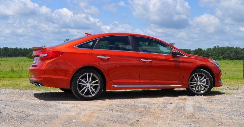 2015 Hyundai Sonata Sport 2.0T - 160 Photos From National Media Launch 115