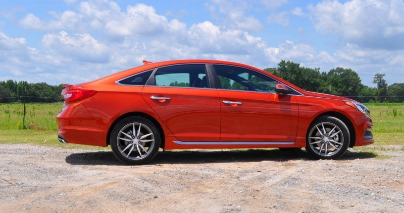 2015 Hyundai Sonata Sport 2.0T - 160 Photos From National Media Launch 118