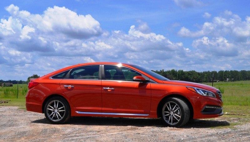 2015 Hyundai Sonata Sport 2