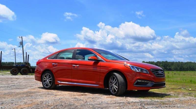 2015 Hyundai Sonata Sport 2.0T - 160 Photos From National Media Launch 130