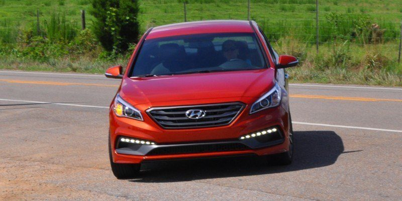 2015 Hyundai Sonata Sport 2.0T - 160 Photos From National Media Launch 147