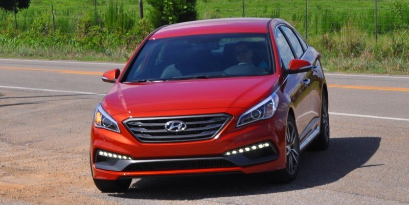 2015 Hyundai Sonata Sport 2.0T - 160 Photos From National Media Launch 148