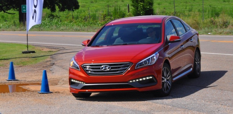 2015 Hyundai Sonata Sport 2.0T - 160 Photos From National Media Launch 149