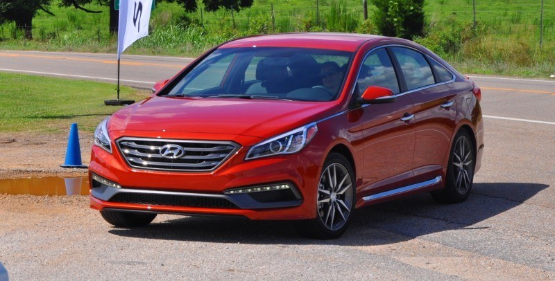 2015 Hyundai Sonata Sport 2.0T - 160 Photos From National Media Launch 150