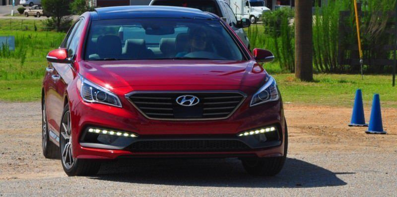 2015 Hyundai Sonata Sport 2.0T - 160 Photos From National Media Launch 152