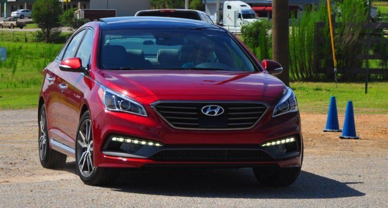 2015 Hyundai Sonata Sport 2.0T - 160 Photos From National Media Launch 153