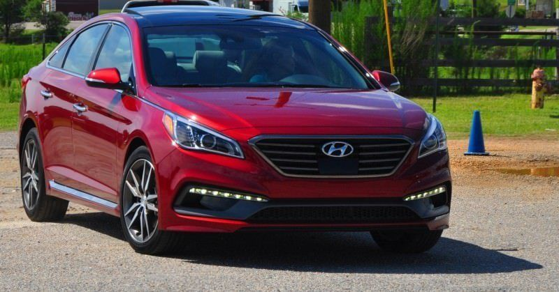 2015 Hyundai Sonata Sport 2.0T - 160 Photos From National Media Launch 154