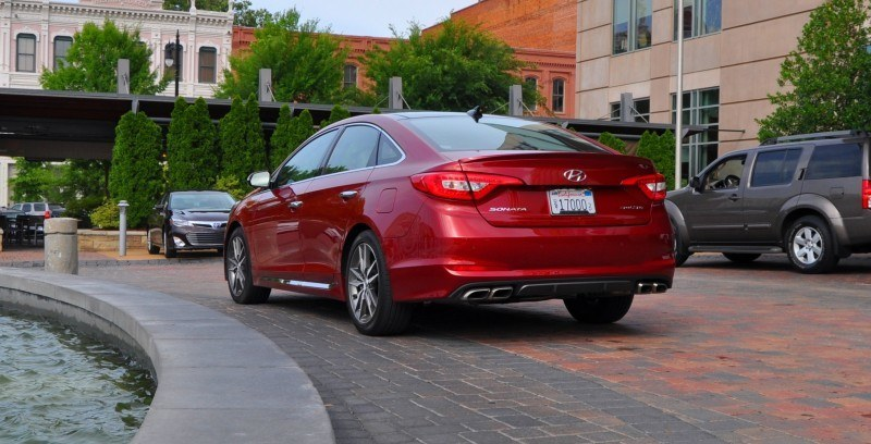 2015 Hyundai Sonata Sport 2.0T - 160 Photos From National Media Launch 31