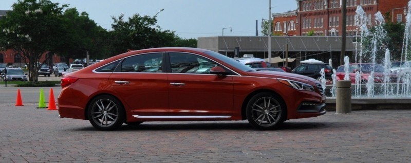 2015 Hyundai Sonata Sport 2.0T - 160 Photos From National Media Launch 37