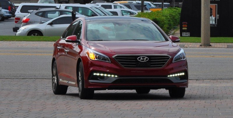 2015 Hyundai Sonata Sport 2.0T - 160 Photos From National Media Launch 39