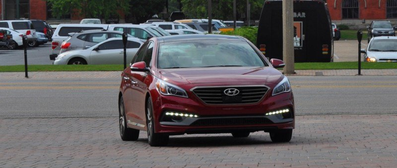 2015 Hyundai Sonata Sport 2.0T - 160 Photos From National Media Launch 40