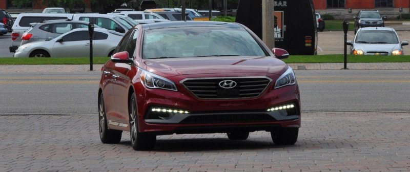 2015 Hyundai Sonata Sport 2.0T - 160 Photos From National Media Launch 41