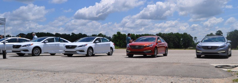 2015 Hyundai Sonata Sport 2.0T - 160 Photos From National Media Launch 44