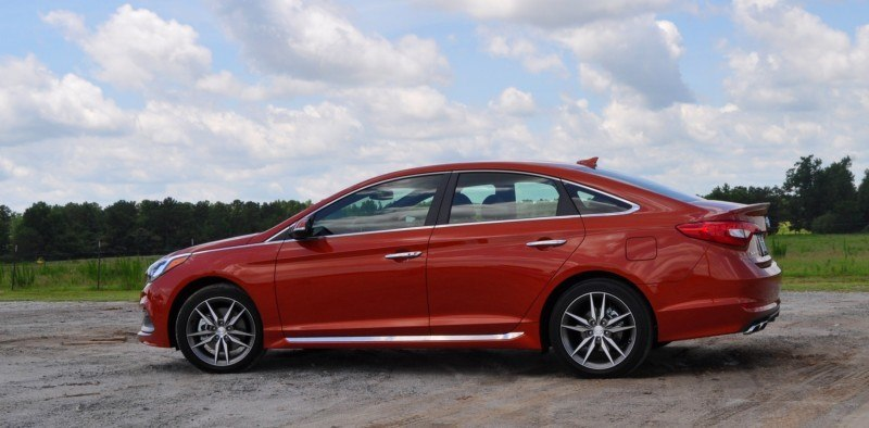 2015 Hyundai Sonata Sport 2.0T - 160 Photos From National Media Launch 53