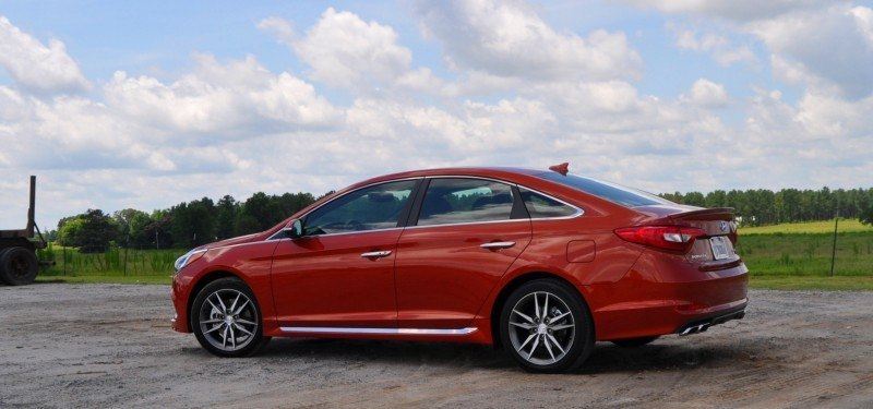 2015 Hyundai Sonata Sport 2.0T - 160 Photos From National Media Launch 54