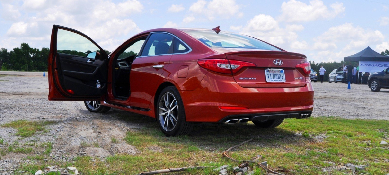2015 hyundai sonata sport 2 0t 160 photos from national media launch 70. Black Bedroom Furniture Sets. Home Design Ideas