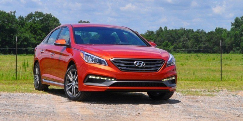 2015 Hyundai Sonata Sport 2.0T - 160 Photos From National Media Launch 71