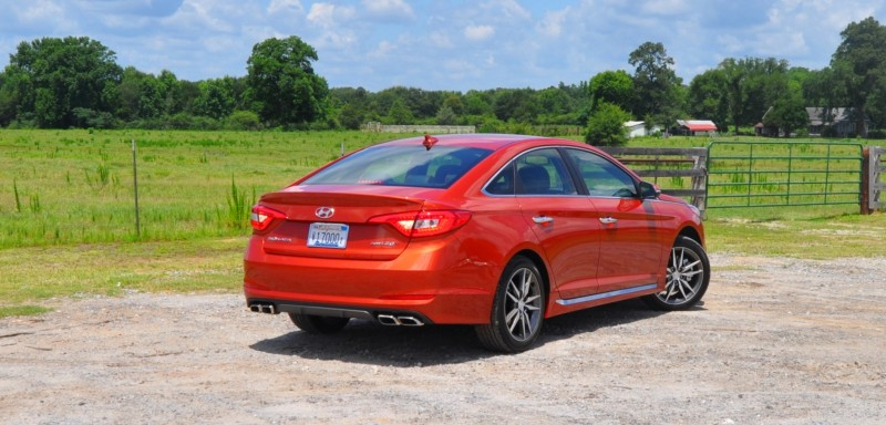 2015 Hyundai Sonata Sport 2.0T - 160 Photos From National Media Launch 75