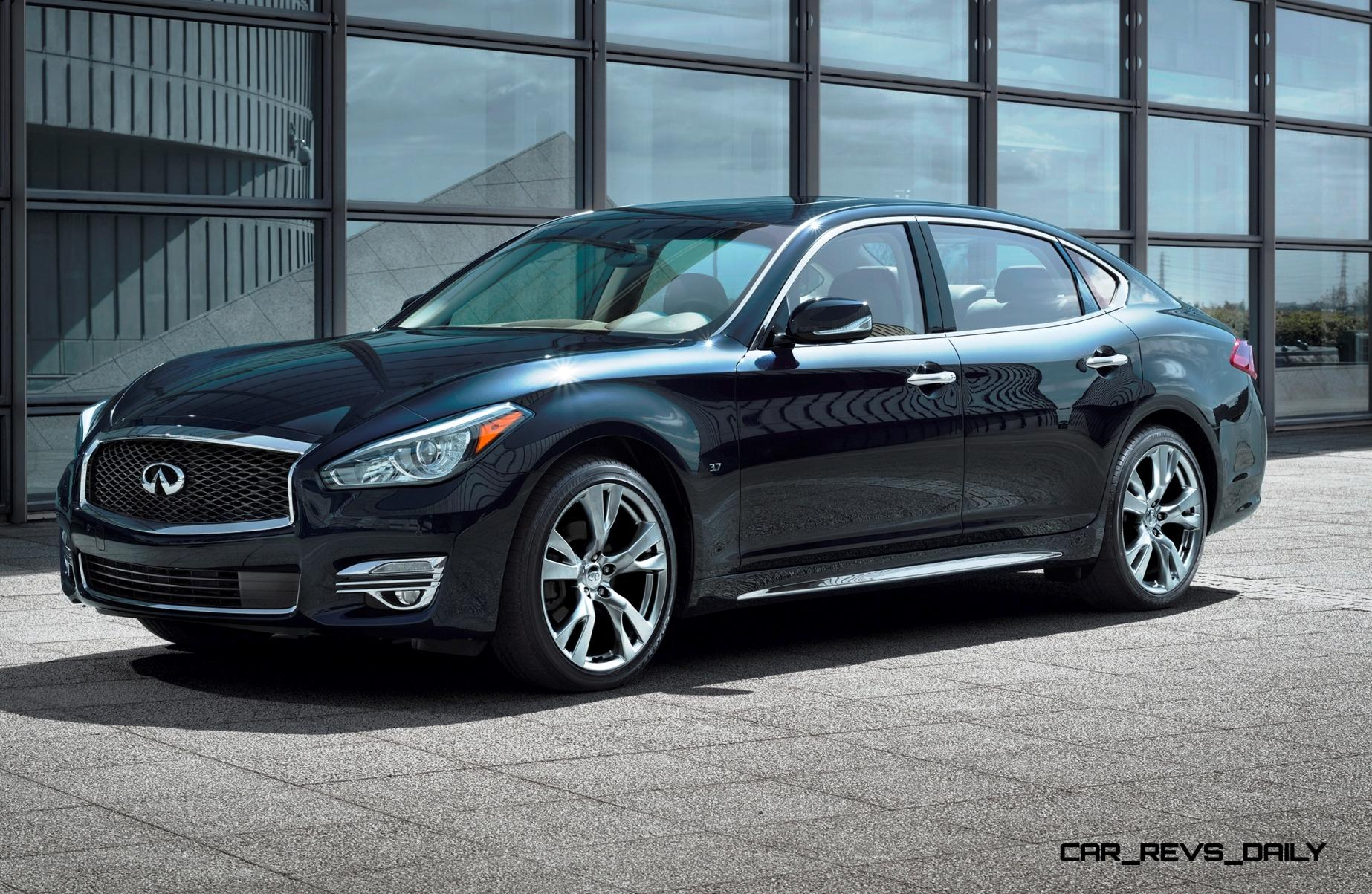Best of Awards - 2015 INFINITI Q70S and LWB Q70L Win Best ...