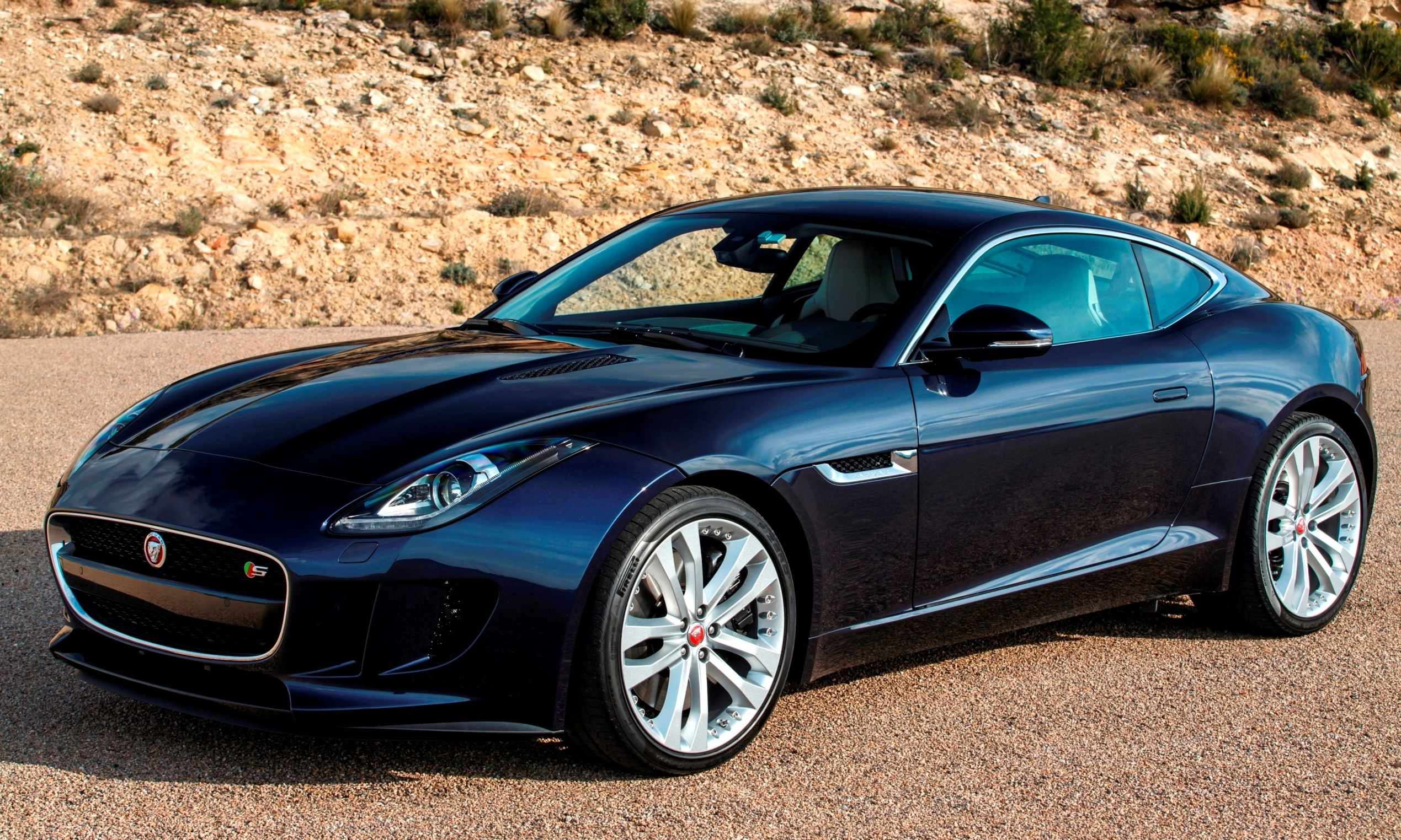 2015 jaguar f type coupe american launch at willow springs. Black Bedroom Furniture Sets. Home Design Ideas