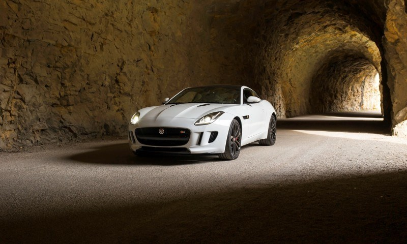2015 JAGUAR F-Type Coupe - American Launch at Willow Springs in 75 Sideways Action Shots 60