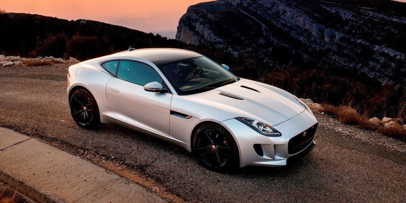 2015 JAGUAR F-Type Coupe - American Launch at Willow Springs in 75 Sideways Action Shots 66