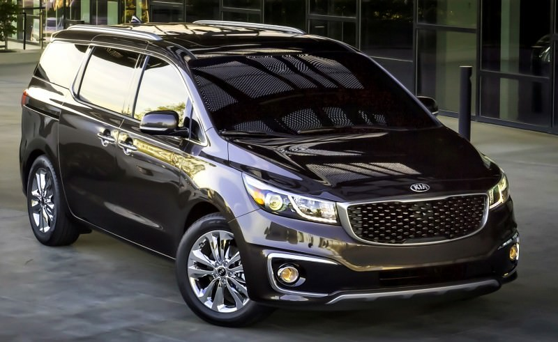 2015 Kia Sedona Becomes Seriously Competitive With Lux Style, Tech and Cabin Space 33