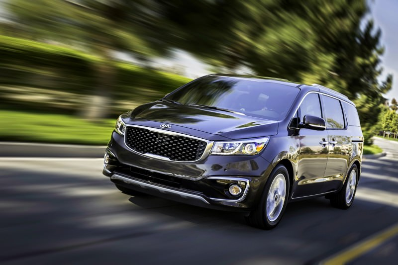 2015 Kia Sedona Becomes Seriously Competitive With Lux Style, Tech and Cabin Space 5