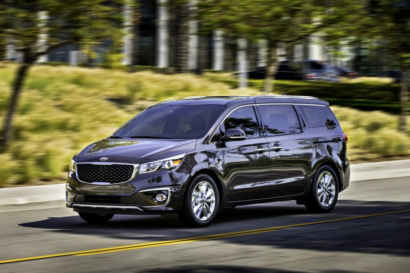 2015 Kia Sedona Becomes Seriously Competitive With Lux Style, Tech and Cabin Space 7