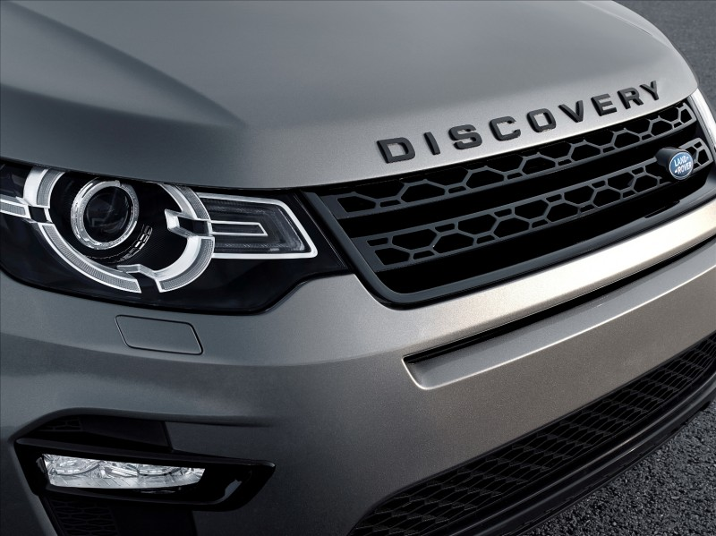2015 Land Rover Discovery Sport 13
