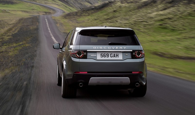 2015 Land Rover Discovery Sport 24