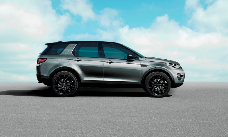 2015 Land Rover Discovery Sport 4