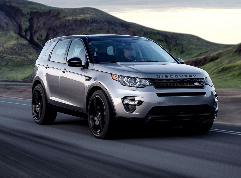2015 Land Rover Discovery Sport 5