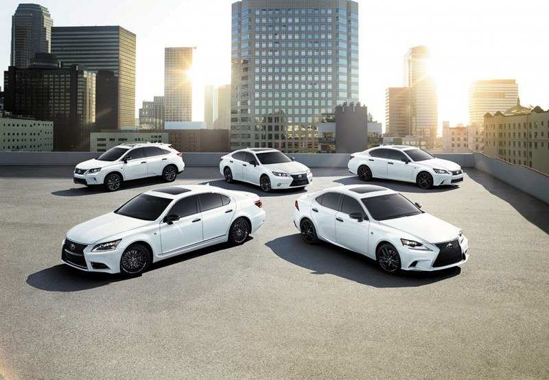 2015 Lexus Crafted Line Debuts at Pebble Beach with Five TUMI-Styled Production Models 3