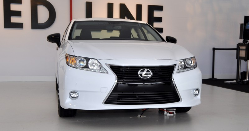 2015 Lexus ES Crafted Line 1