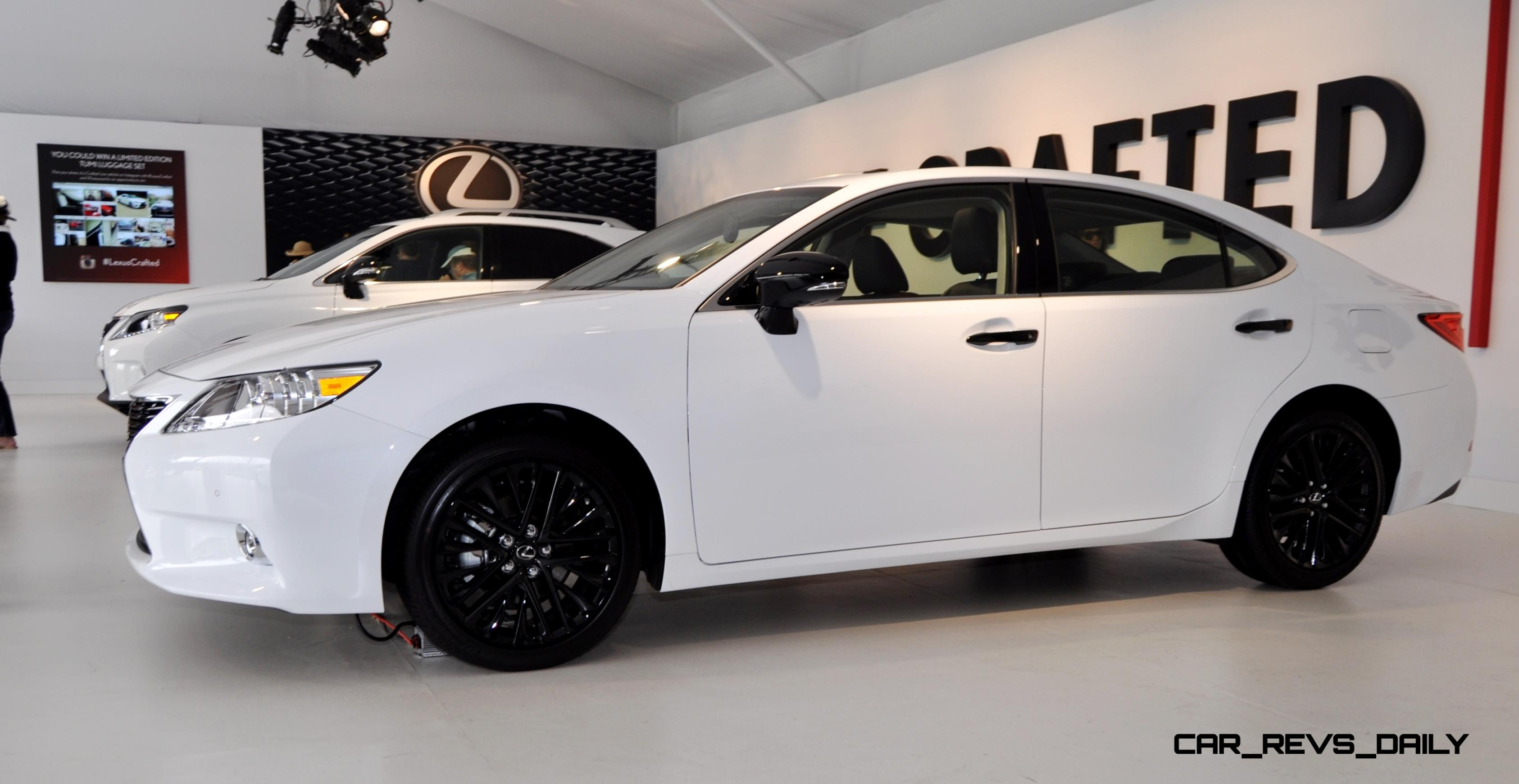 2015 Lexus ES Crafted Line 17