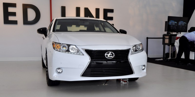 2015 Lexus ES Crafted Line 2