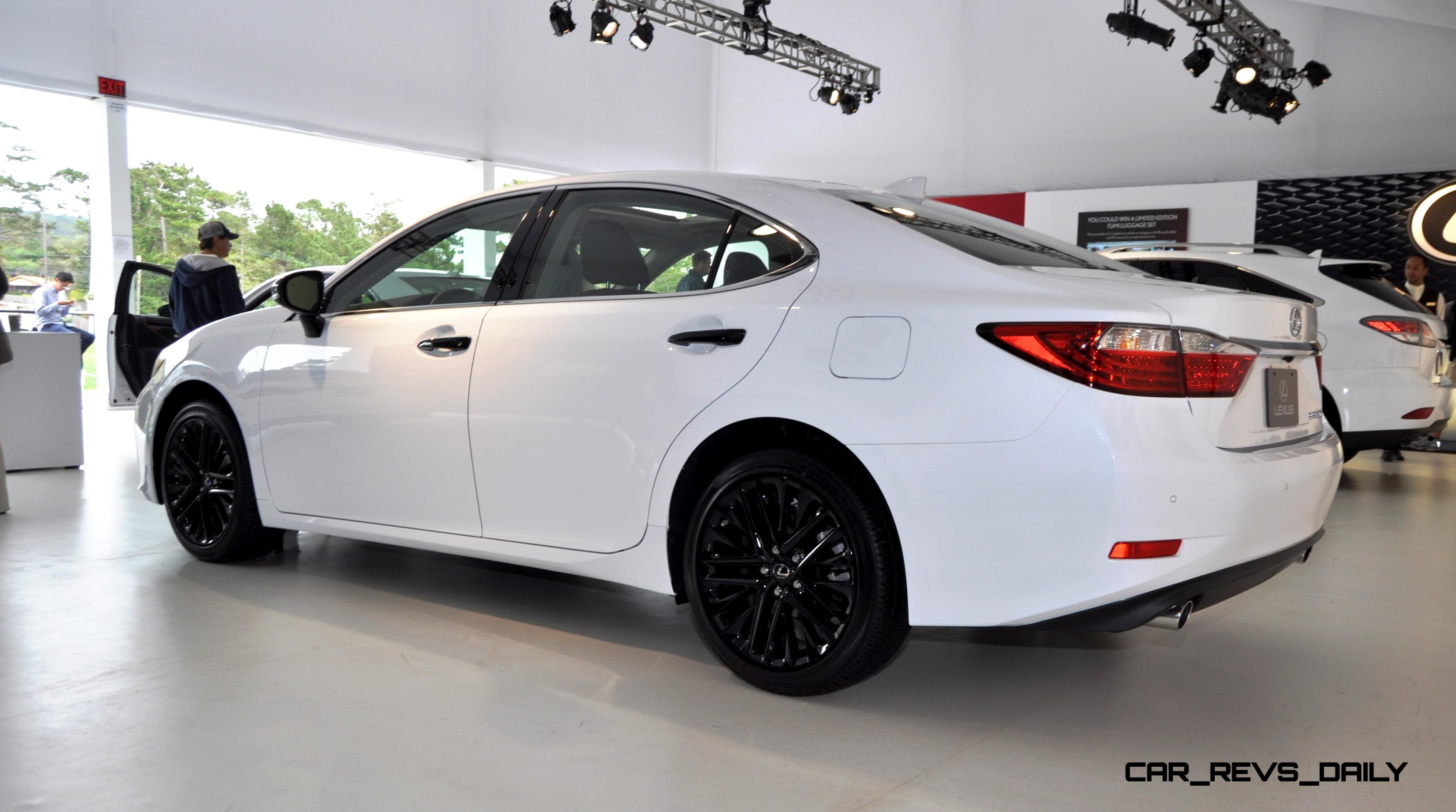 2015 Lexus ES Crafted Line 20