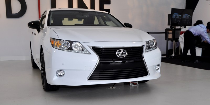 2015 Lexus ES Crafted Line 3