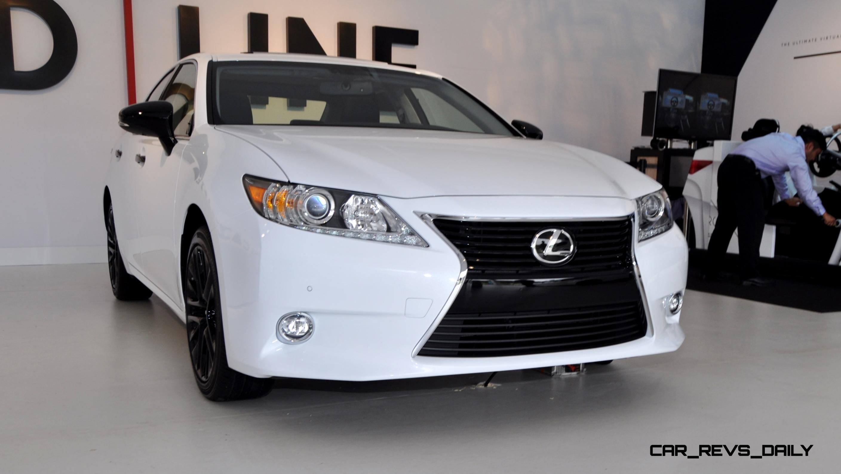 2015 Lexus ES Crafted Line 4