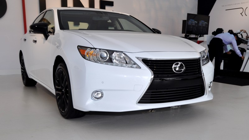2015 Lexus ES Crafted Line 5