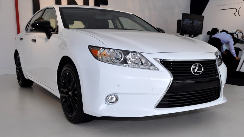 2015 Lexus ES Crafted Line 6