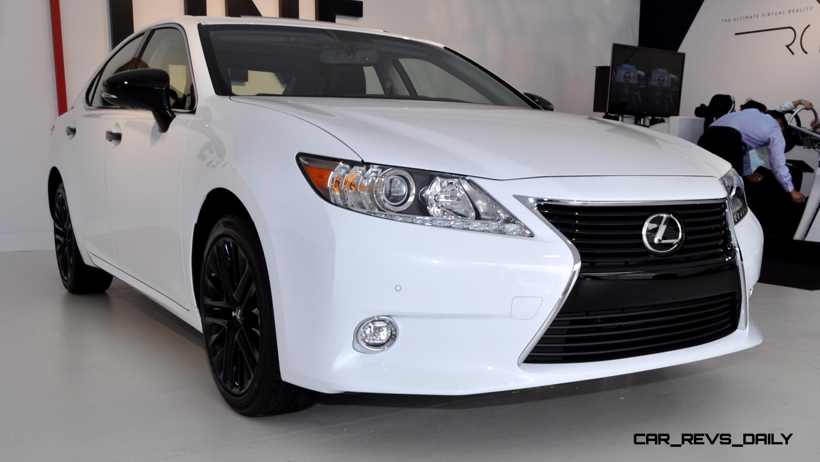 2015 Lexus ES350 CRAFTED LINE Arriving In November From