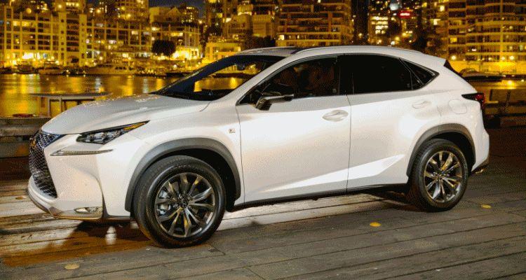 2015 Lexus NX gif header1