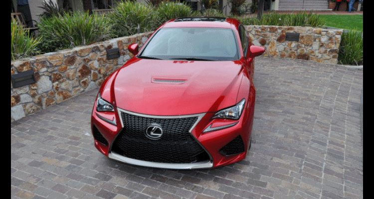 2015 Lexus RC-F pb gif3