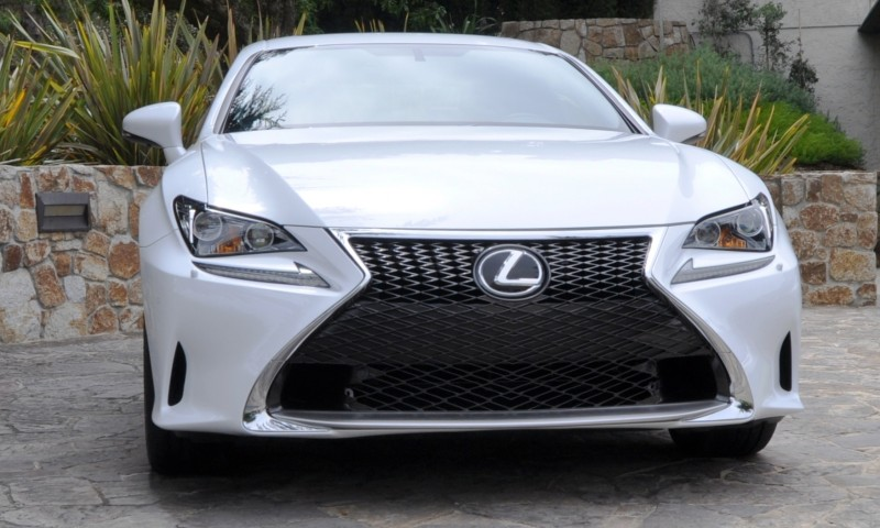 2015 Lexus RC350 F Sport EXCLUSIVE 8-Speed Auto, AWD, 4WS and Adaptive Suspension! 5