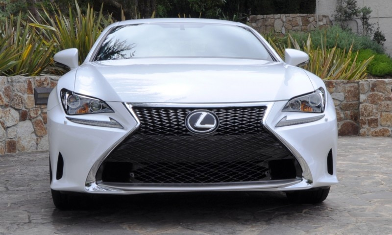 2015 Lexus RC350 F Sport EXCLUSIVE 8-Speed Auto, AWD, 4WS and Adaptive Suspension! 6