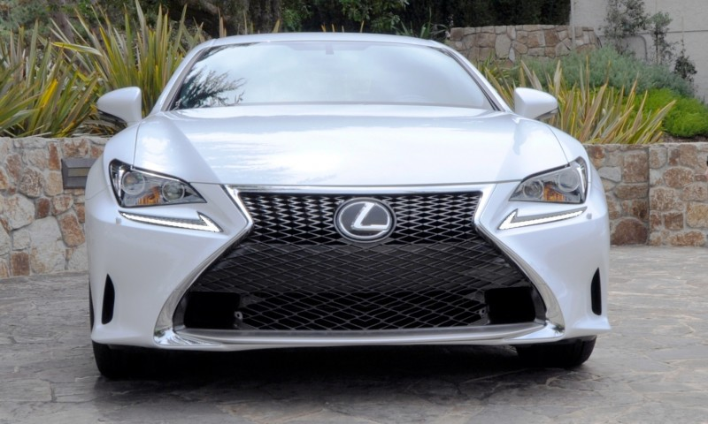 2015 Lexus RC350 F Sport EXCLUSIVE 8-Speed Auto, AWD, 4WS and Adaptive Suspension! 7