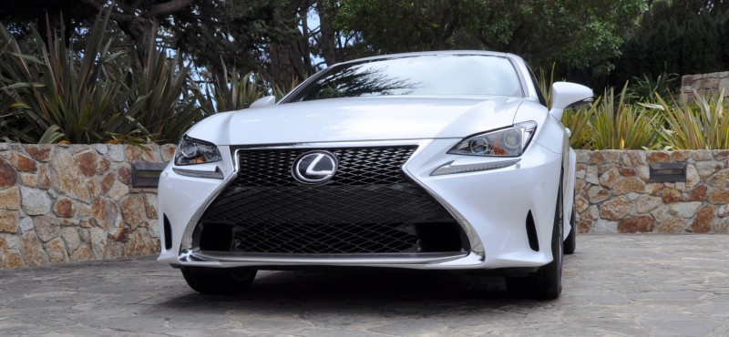 2015 Lexus RC350 F Sport EXCLUSIVE 8-Speed Auto, AWD, 4WS and Adaptive Suspension! 9
